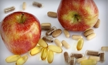 apples and pills