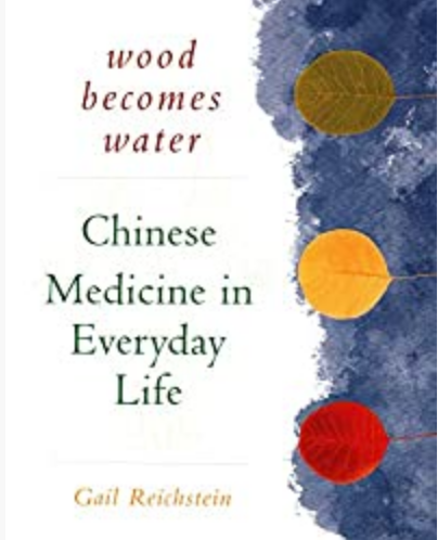Wood Becomes Water: Chinese Medicine in Everyday Life (Book)