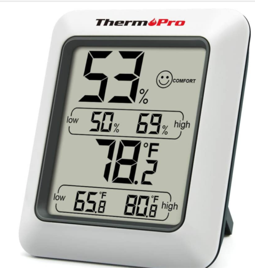 ThermoPro Temp and Humidity Gauge
